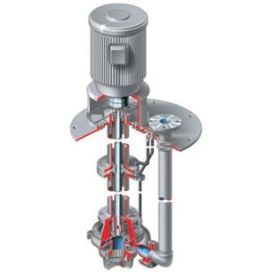 ESP2 Vertical Immersion Sump