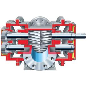 Gearex Double Helical, Timed Gear