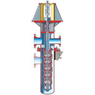 VPC Cryogenic (VS6) Vertical, Double Casing, Multistage
