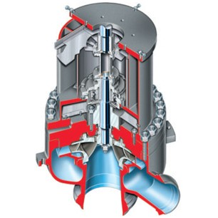 WDF Nuclear Vertical Single Stage