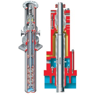 WUC-LNG Cryogenic (VS6) Vertical, Double Casing, Multistage